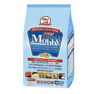 莫比Mobby 羊肉&米 小型成犬專業配方 15KG