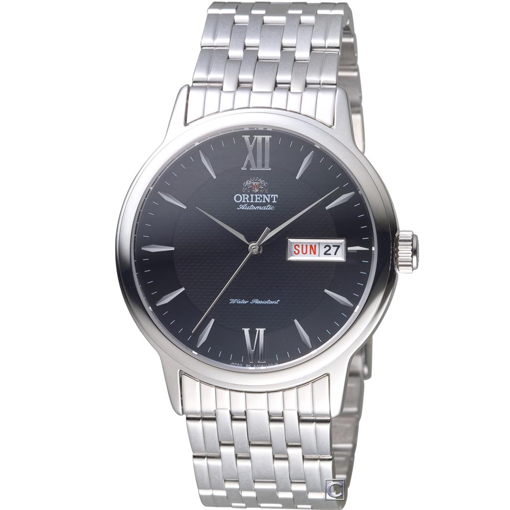 ORIENT東方錶Classic Design系列簡約腕錶(SAA05003B)