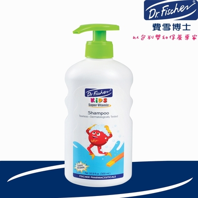 【Dr.Fischer 費雪博士】小孩超級維生素洗髮乳-500ml