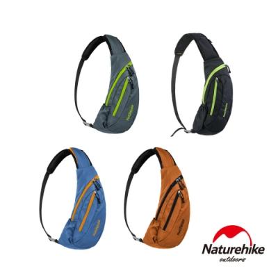 Naturehike 6L多功能防水單肩斜背包 胸前包-急