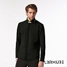 L'ARMURE TCool 黑色 彈性襯衫