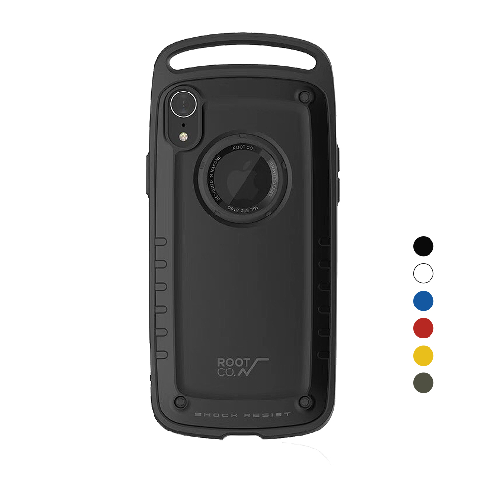 ROOT CO.-Gravity Pro iPhone XR 手機殼系列 product image 1