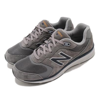 New Balance 休閒鞋 880 Wide 寬楦 運動 男鞋 基本款 舒適 簡約 麂皮 球鞋 穿搭 灰 藍 MW880CN42E