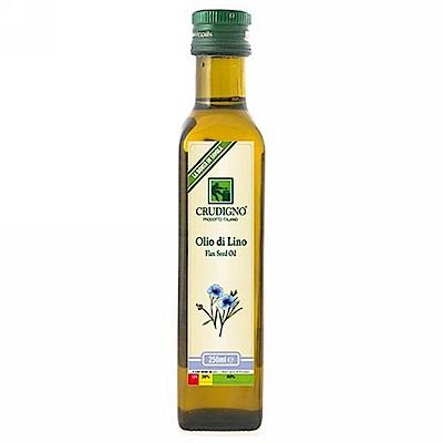 統一生機 義大利冷壓亞麻籽油(250ml)