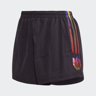 adidas ADICOLOR 3D 運動短褲 女 GD3970
