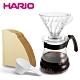 【HARIO】百年紀念手沖壺組(濾紙+濾杯+咖啡壺) product thumbnail 1