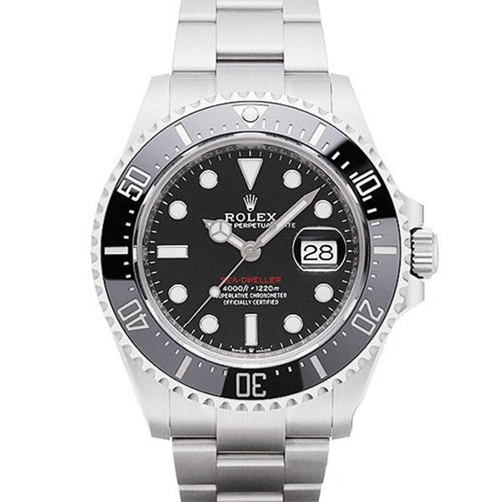 ROLEX 勞力士Sea-Dweller 126600 單紅海使腕表x43mm