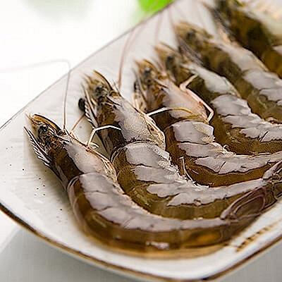 馬姐漁舖 鮮甜美味活凍生白蝦