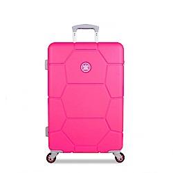 SUITSUIT Caretta Playful海龜系列 行李箱 24吋-桃紅