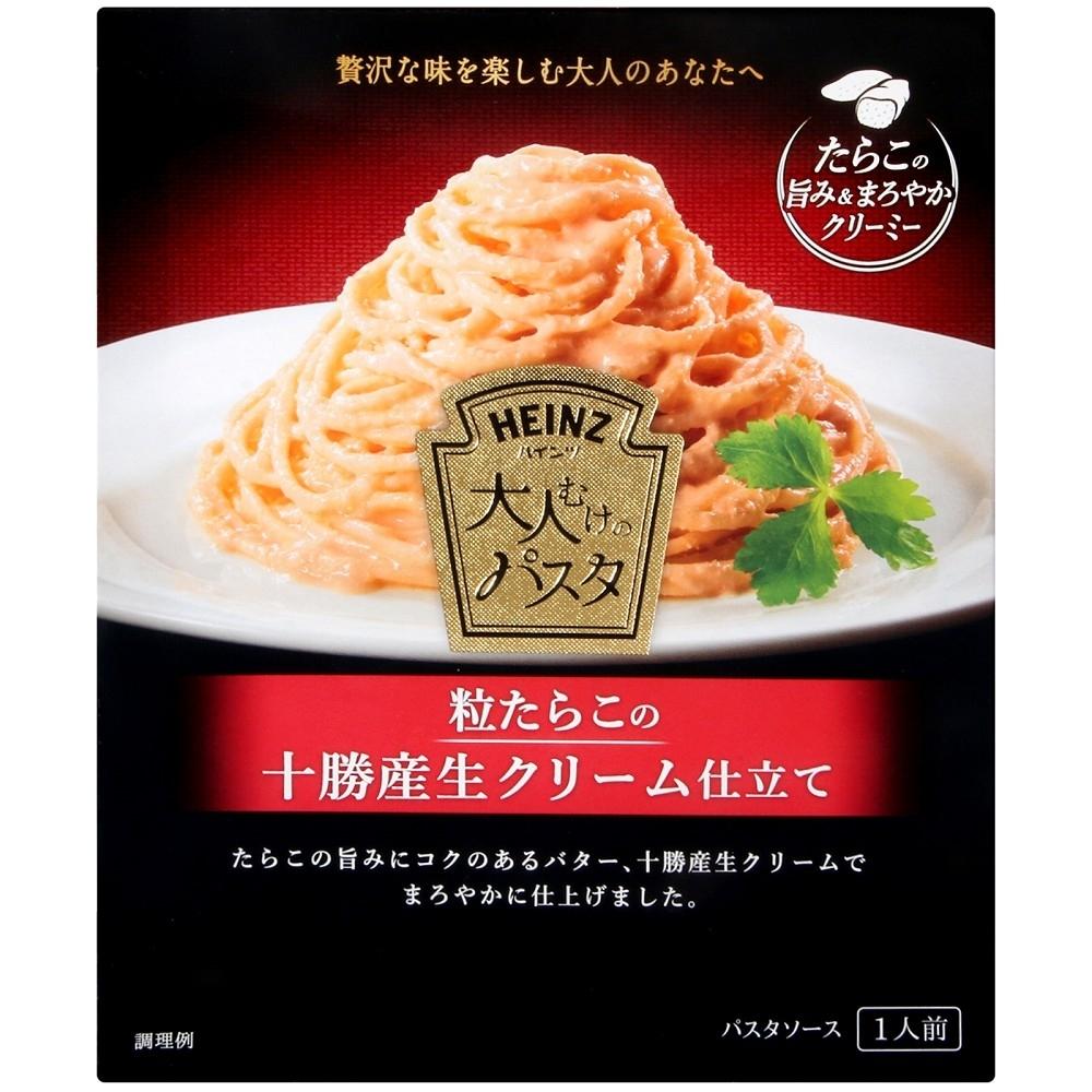 HEINZ 名殿義麵醬-十勝奶油明太子(130g)