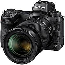 [雙鏡組] Nikon Z7單機身+FTZ+Z 24-70 f/4S+Z 35 f18(公司貨)