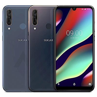 SUGAR T50 (6G/128G) 6.3吋八核心三鏡頭智慧型手機