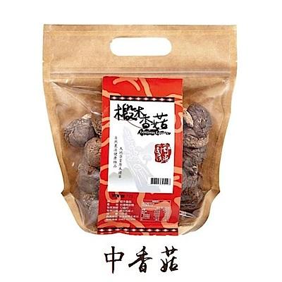 部落廚房 - 椴木香菇(嚴選中菇) 150公克x2包