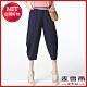 麥雪爾 日式古著棉麻八分寬褲 product thumbnail 1