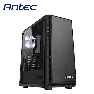 Antec 安鈦克 P8 ATX  玻璃透側 電腦機殼