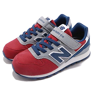 New Balance 慢跑鞋 KV996RGW 寬楦 童鞋