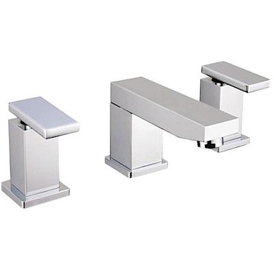 I-Bath YBT201-3方形浴缸龍頭三件式