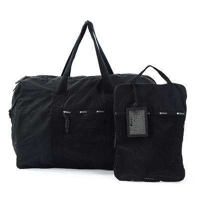 Lesportsac 兩用假期旅行袋 黑