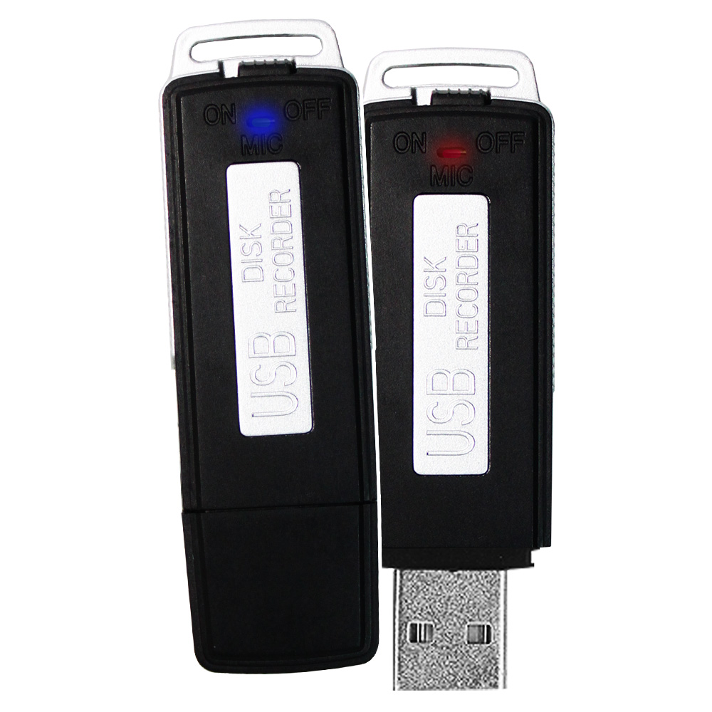 數位Mini錄音隨身碟 (內建8GB)