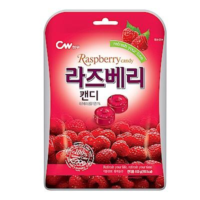韓國CW 覆盆莓糖(100g)