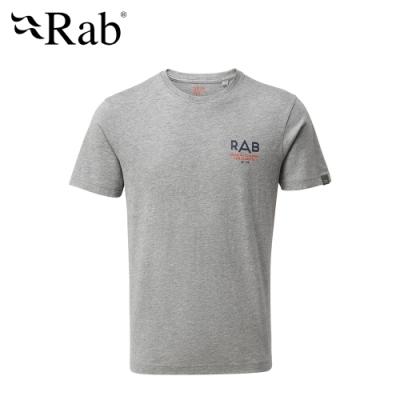 【RAB】Stance Sunrise SS Tee 透氣短袖有機棉T恤 男款 泥灰岩 #QCB15