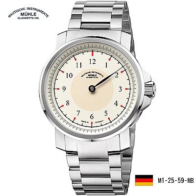 格拉蘇蒂·莫勒 運動系列-日耳曼機械男錶M1-25-59-MB