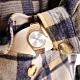 CK 極簡風格 細緻迷人 礦石強化玻璃 不鏽鋼手錶-銀x鍍玫瑰金/33mm product thumbnail 1