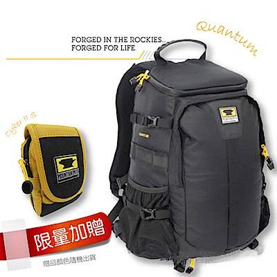 MountainSmith 28L QUANTUM 頂級專業相機包_黑