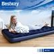Bestway 67001立柱植絨充氣床墊(單人加大)附修補片.登山露營蜂窩氣柱睡墊氣墊床 product thumbnail 1