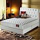 MG珍寶-乳膠抗菌防潑水-護邊蜂巢獨立筒床墊-單人3.5尺 product thumbnail 1