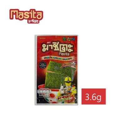 瑪喜泰 辣味脆海苔 (3.6g*12入/盒)