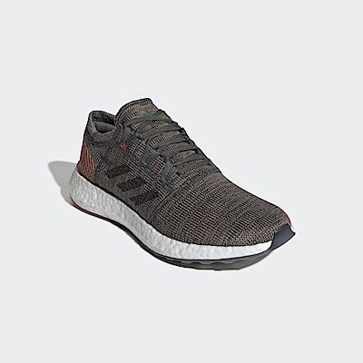 adidas PUREBOOST GO 跑鞋 男/女 D97421