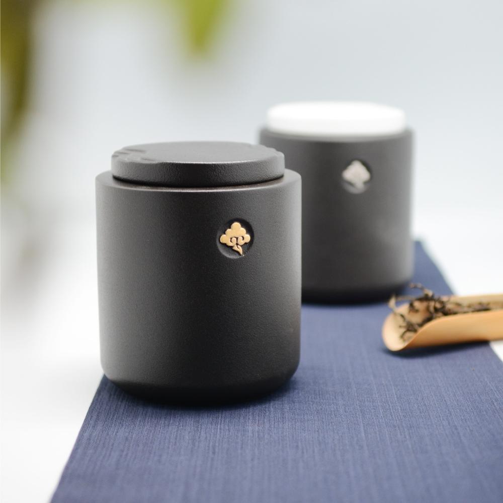 陸寶LOHASPottery 鄉思茶葉罐  存茶器皿 陶罐