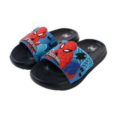台灣製蜘蛛人美型拖鞋 sa99016 魔法Baby