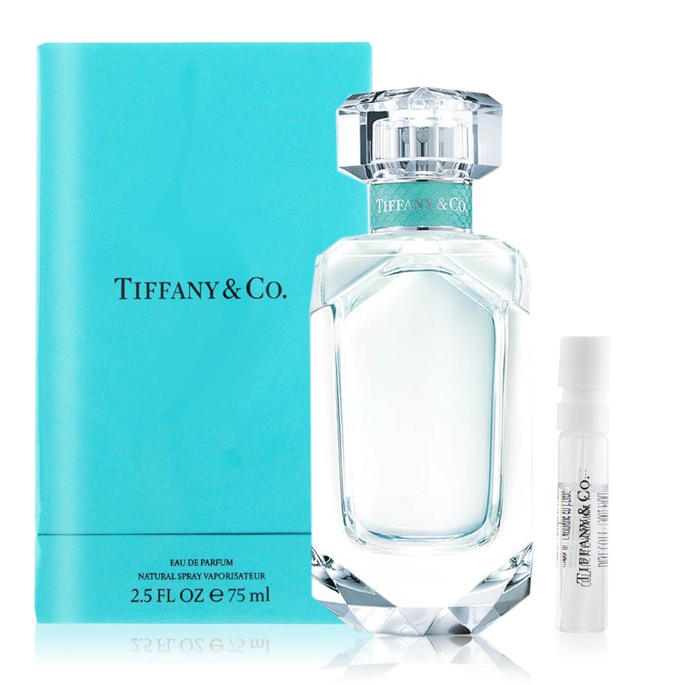 Tiffany & co. 同名淡香精75ml贈同名淡香精針管1.2ml