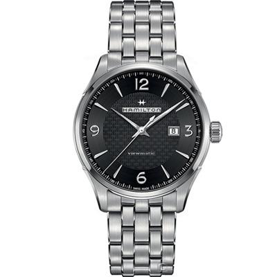 Hamilton  Jazzmaster  紳士自動上鍊機械腕錶(H32755131)