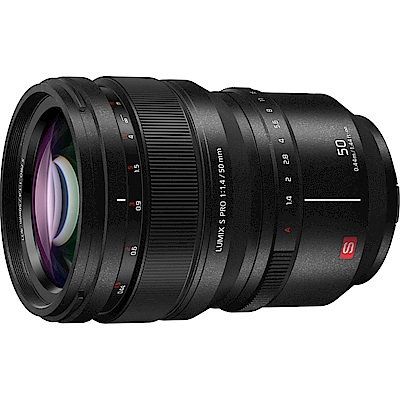 Panasonic LUMIX S PRO 50mm F1.4 定焦鏡頭(公司貨)