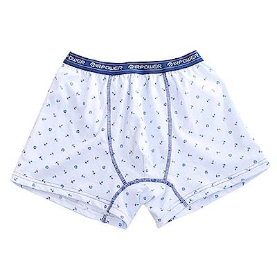 海洋風印花抗菌純棉男童平口內褲(二件一組) k50572 魔法Baby