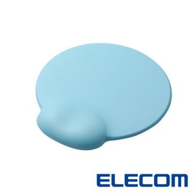 ELECOM dimp gel日本頂級舒壓鼠墊-藍