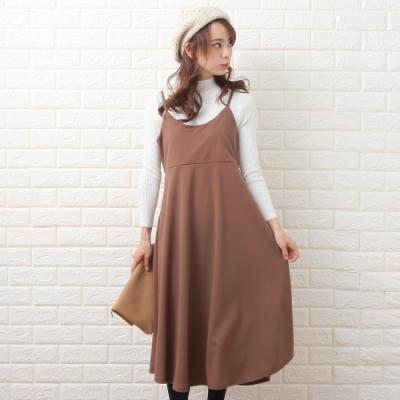 Grandeir 雪紡傘裙版型背心洋裝-M