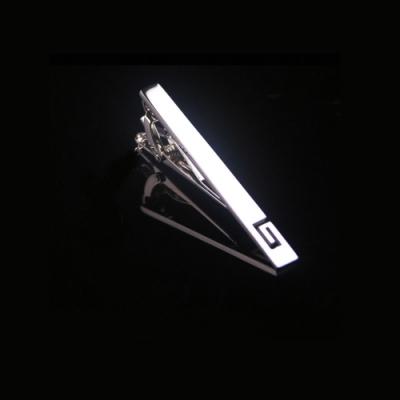 拉福,迴框造型6CM高檔領帶夾領夾(附盒)