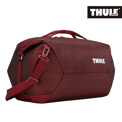 THULE-Subterra Duffel 45L手提肩背兩用旅行袋TSWD-345-磚紅