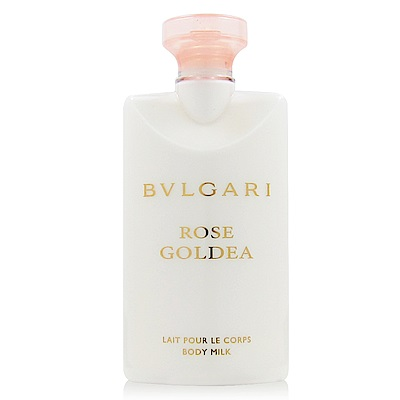 BVLGARI寶格麗 玫瑰金漾身體乳 75ml (禮盒拆售無盒版)