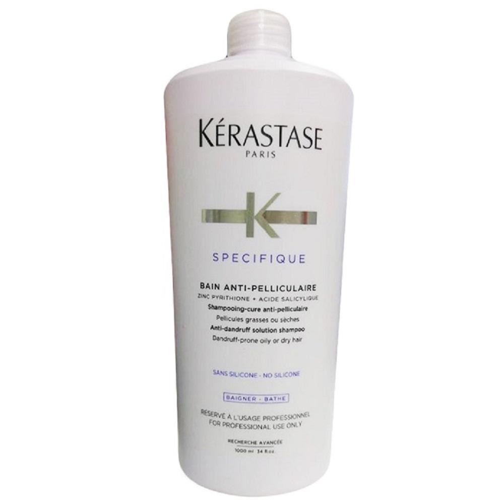 KERASTASE 卡詩 飛梭淨化髮浴1000ml(超微粒去角質淨屑髮浴)