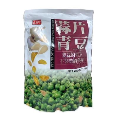 盛香珍 蒜片青豆 760公克