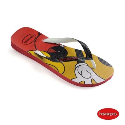 Havaianas哈瓦仕 拖鞋 米奇 夾腳拖 巴西 童鞋 兒童 紅 4123500-1440K Kids Disney Stylish 迪士尼