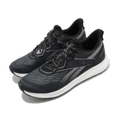 Reebok 慢跑鞋 Forever Floatride 男鞋 輕量 透氣 舒適 避震 路跑 健身 黑 白 FW8010