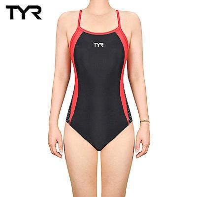 美國TYR 女用連身三角泳裝 Auriga Diamondback