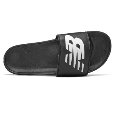 New Balance 涼鞋 拖鞋 SMA200B1 男女鞋 黑
