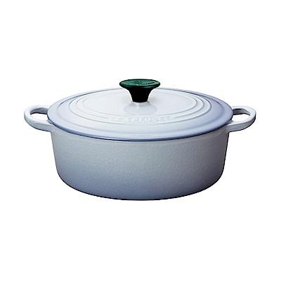 LE CREUSET 琺瑯鑄鐵橢圓鐵鍋27cm